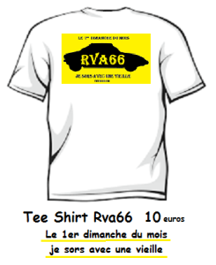 tee shirt rva 66